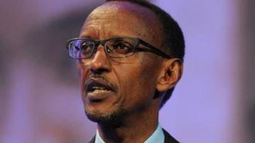 Une manifestation mercredi à Bruxelles contre la venue du président rwandais Paul Kagame