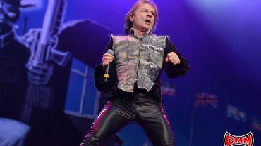 Iron Maiden au Graspop