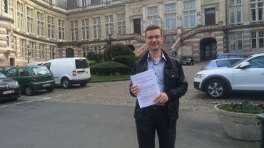 Christophe Van Gheluwe - Transparencia.be