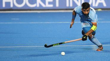 Van Doren et Wegnez devancés par l'Indien Manpreet Singh comme meilleur joueur mondial