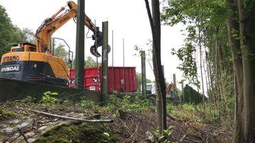 Ring: de nouveaux panneaux antibruit à hauteur de Waterloo
