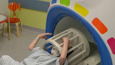 Liège: un simulateur pour que l'IRM devienne un jeu
