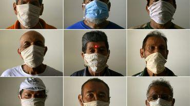Après avoir martelé que les masques étaient inutiles contre le coronavirus quand on n'est pas malade, le discours officiel a changé