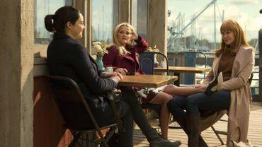 """Nicole Kidman, Reese Witherspoon et Shailene Woodley sont les trois héroïnes de cette série adaptée du roman """"Petits secrets, grands mensonges"""" de Liane Moriarty"""