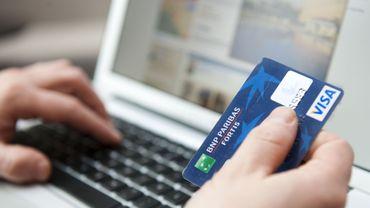 Les dépenses en ligne en Wallonie atteignent déjà un total de 1,98 milliards d'euros pour le premier semestre.