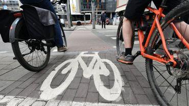 Face à la progression de l'usage du vélo, Bruxelles développe l'offre de parking sécurisé