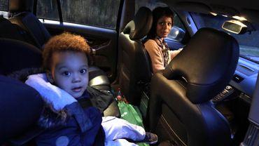 « Noir Jaune Blues, et après ? » à Uccle : Mariamu, maman inquiète pour la mobilité de ses enfants