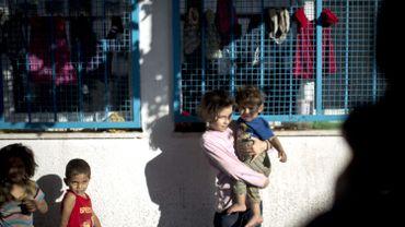 Gaza: plus de 100 000 Palestiniens déplacés à Gaza