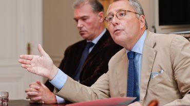 Luc Trullemans sera tête de liste aux élections européennes pour le PP