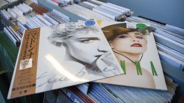 Ces vinyls sont une édition spéciale, sortis en avril dernier.