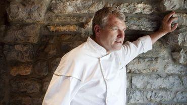 Eric Martin, chef-propriétaire de la Maison Lemonnier à Lavaux-Saint-Anne est décédé