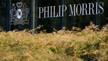 Philip Morris vend 10 pour cent de cigarettes en moins
