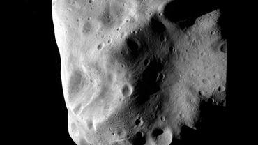Illustration d'un astéroïde - L'astéroïde 2011 MD va frôler la Terre ce lundi après-midi