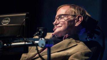 Nouvel album de Pink Floyd avec l'astrophysicien Stephen Hawking