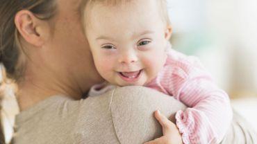 En 2018, il y a eu un tiers en moins de bébés porteurs de trisomie 21