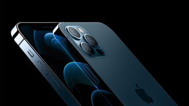 Les iPhone 12 Pro et 12 Pro Max seront disponibles le vendredi 23 octobre.