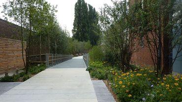 Le parc de la Senne inauguré l'année dernière