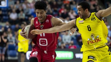 Ostende reprend les devants en finale des play-off