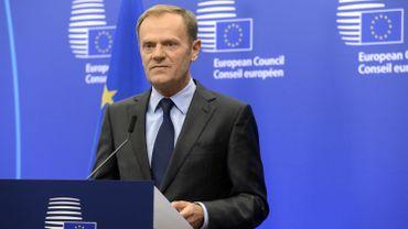 Donald Tusk félicite Trump et l'invite pour un sommet UE-USA