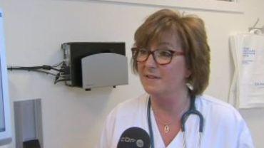 Médecins urgentistes en pénurie - Pascale Lievens (médecin urgentiste au CHR de Namur)