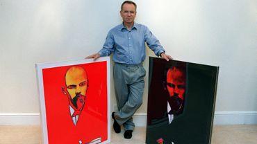 "Andy Warhol - ""Lenin"" (1986)"