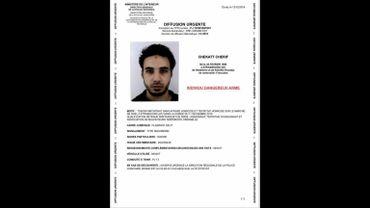 Fusillade à Strasbourg: le suspect plusieurs fois condamné pour des cambriolages