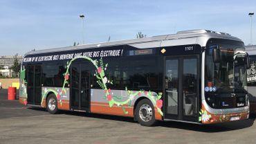 Les nouveaux bus électriques de la STIB devraient disposer de 16 heures d'autonomie