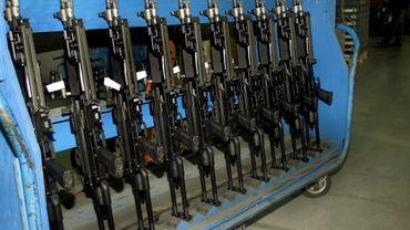 Que pèse l'industrie de l'armement en Belgique et en Wallonie?