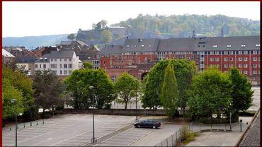 Le nouveau Palais de Justice devrai s'implanter dans le quatier des casernes à Namur