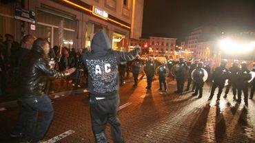 Bruxelles: la manifestation contre la réélection de J. Kabila a dégénéré