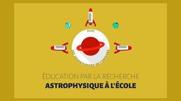 Apprendre l'astrophysique avec un mooc