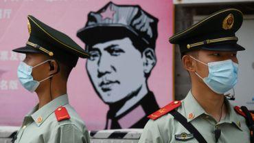 """Coronavirus en Chine: Pékin célèbre sa """"réussite"""" contre le virus malgré le choc économique"""