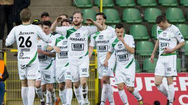Lommel United s'impose contre Tubize et relance le suspense