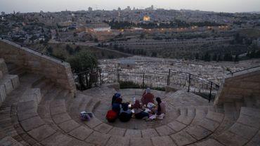L'Autorité palestienne proteste contre possible annexion de pans de la Cisjordanie par Israël.