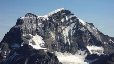 Le Grand-Combin culmine à 4314 mètres.