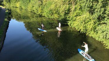 Beloeil: un petit coin de paradis pour amateurs de Paddle