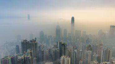 92% des habitants de la planète vivent dans des lieux où les niveaux de qualité de l'air extérieur ne respectent pas les limites fixées par l'OMS.
