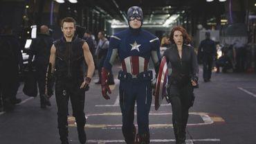 Le film 'Avengers' a été le plus gros succès de l'année aux Etats-Unis