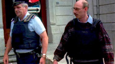 Patrick Derochette, photographié ici en 1997.