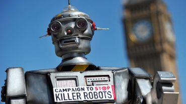 Campagne pour l'interdiction des robots-tueurs