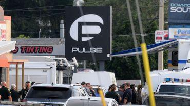 La tuerie d'Orlando a fait au moins 50 morts