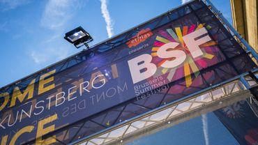 Ouverture de la 16e édition du festival BSF dans le centre de Bruxelles