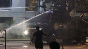 Violences au Paraguay: un opposant tué, une trentaine de blessés