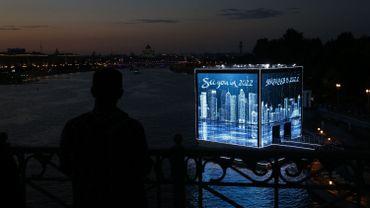 """Mondial 2022-Qatar: """"gilets de refroidissement"""" sur les chantiers de la Coupe du monde"""