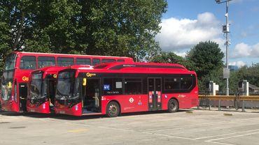 Le projet Bus2Grid permet à des bus à l'arrêt d'alimenter, selon les besoins, le réseau local d'électricité.