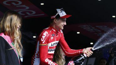 Victoire finale de Tim Wellens au Tour de Pologne