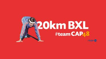 20km de Bruxelles : la RTBF solidaire avec CAP48