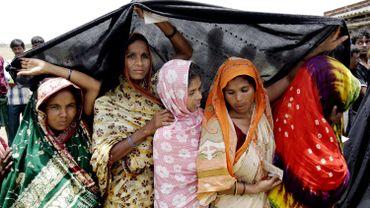 Les femmes: pas un sort enviable, dans les villages en Inde