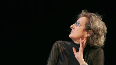 Trisha Brown à Paris en 2006