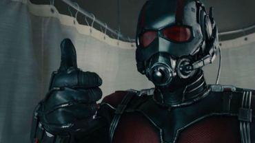 Paul Rudd incarne le superhéros Ant-Man